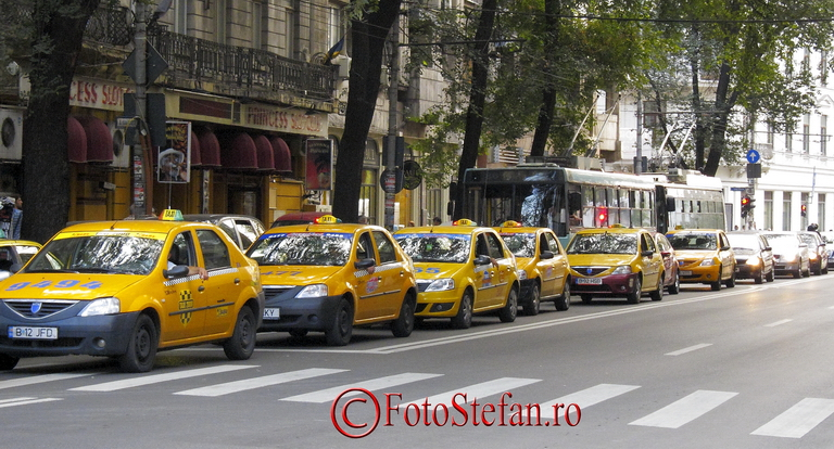 taxiuri bucuresti