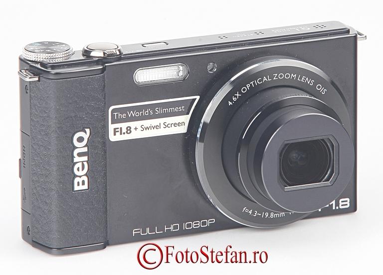 aparat foto digital compact benq
