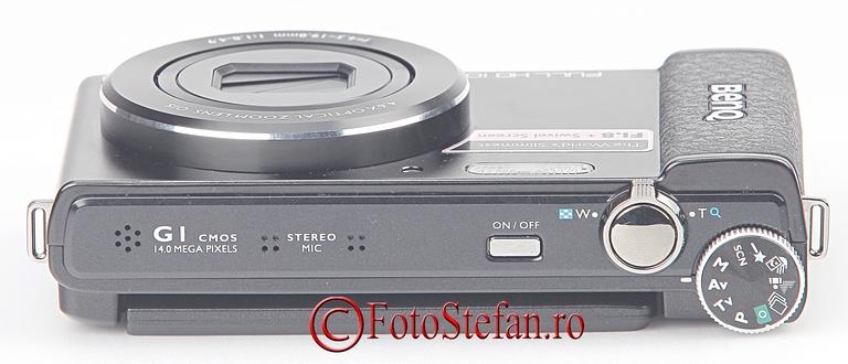 laterala aparat foto compact