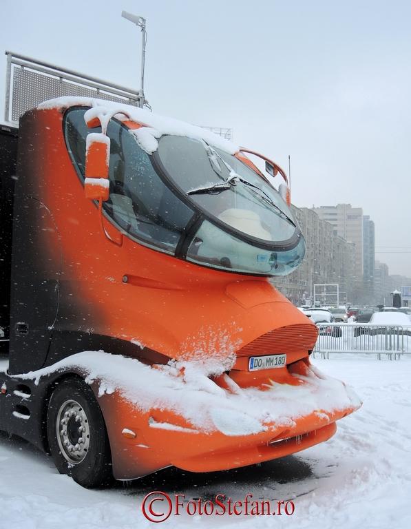 camion orange