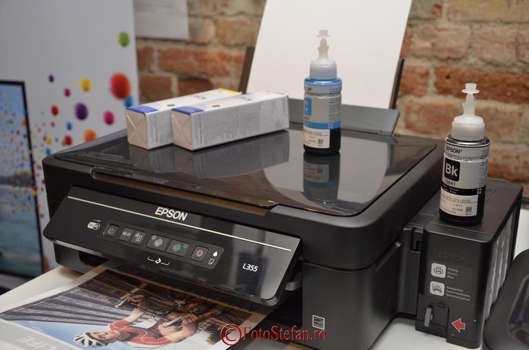 imprimanta epson wi-fi