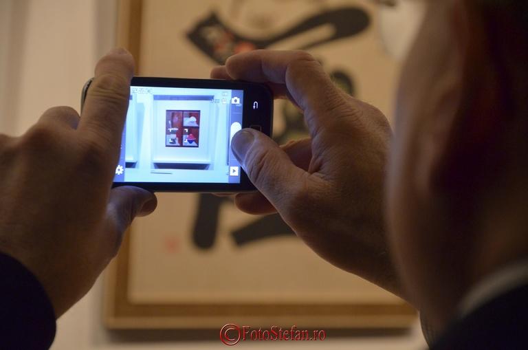 fotografie cu telefonul mobil