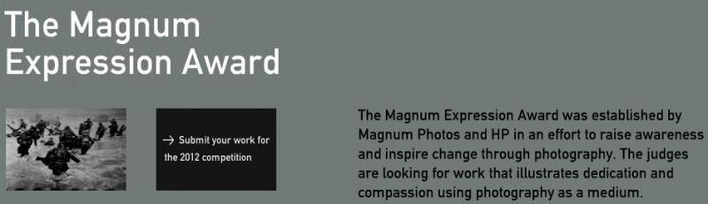 concurs foto magnum