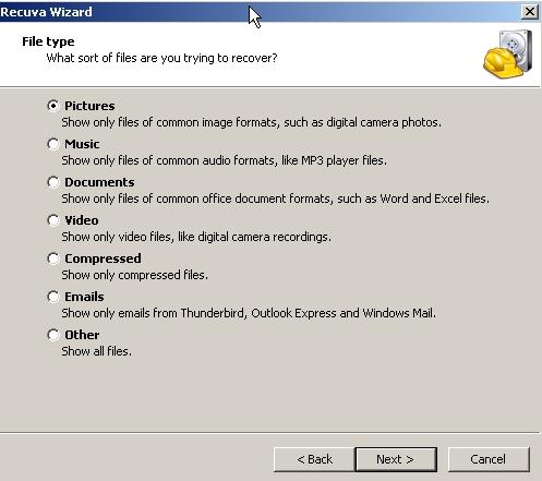 program recuperare fotografii sterse