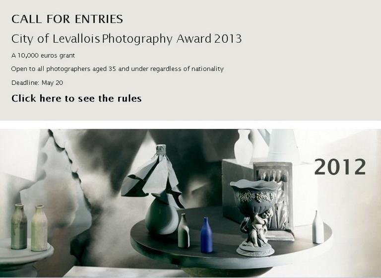 City of Levallois Photography Award