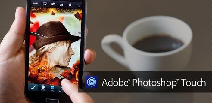 photoshop smartphone