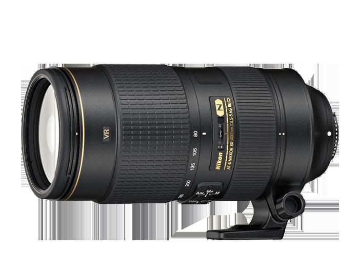 NIKKOR AF-S 80-400mm f/4.5-5.6G ED VR