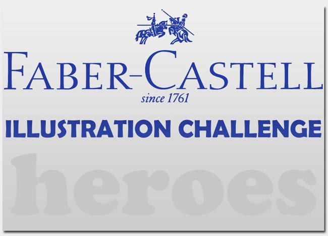 concurs de ilustratii  Faber-Castell