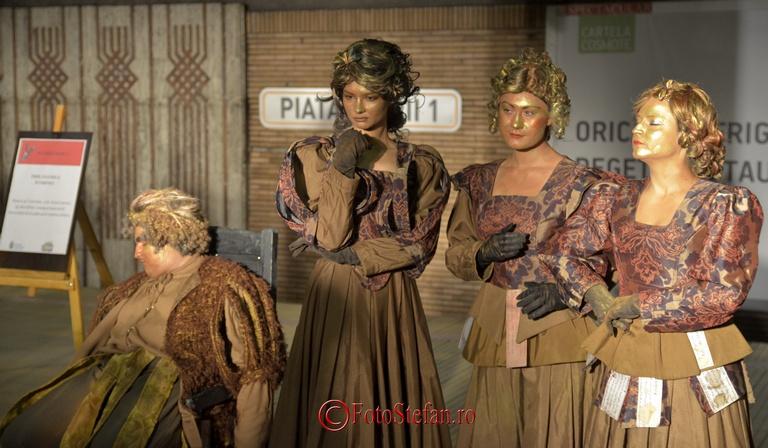 Lumea lui Shakespeare teatru masca