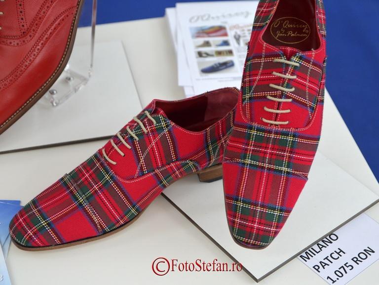 pantofi milano patch