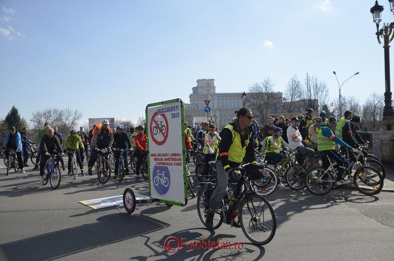 Comunitatea Bicicliştilor din Bucureşti