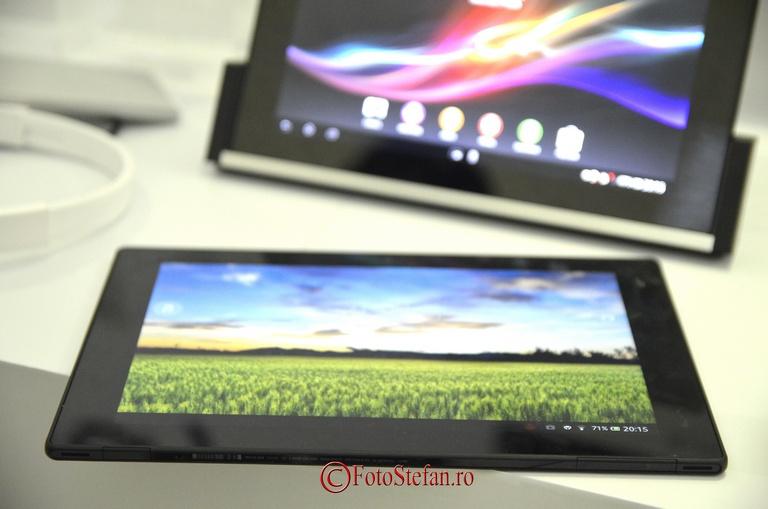 tablet pc sony experia z