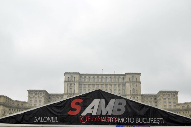 Salonul Auto-Moto Bucuresti 2013