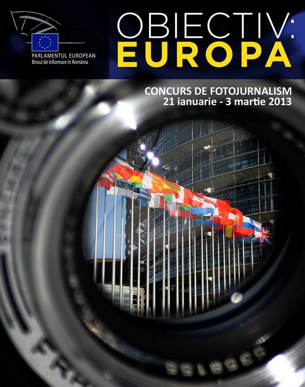 """Rezultatele concursului de fotojurnalism """"Obiectiv: EUROPA"""""""