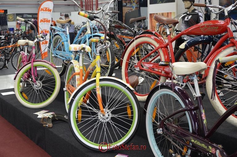 biciclete colorate