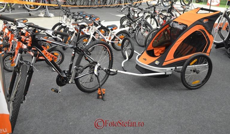 remorca pentru bicicleta