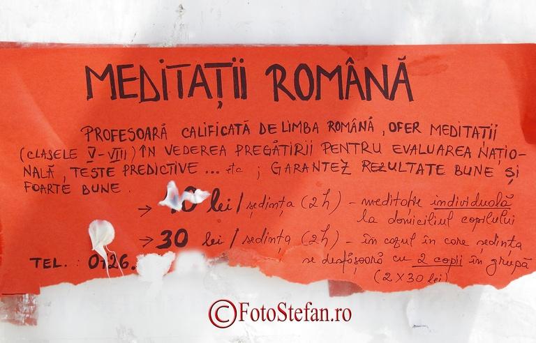 meditatie romana