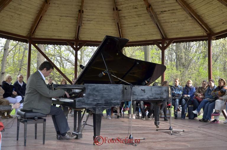 pian Steinway & Sons herastrau