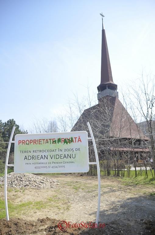 biserica de lemn parc ior