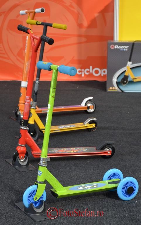 tricicleta razor expobike