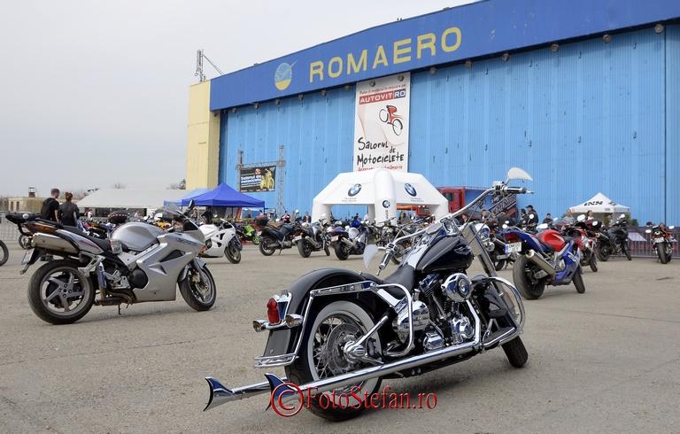Salonul de Motociclete, Accesorii si Echipamente, Bucuresti