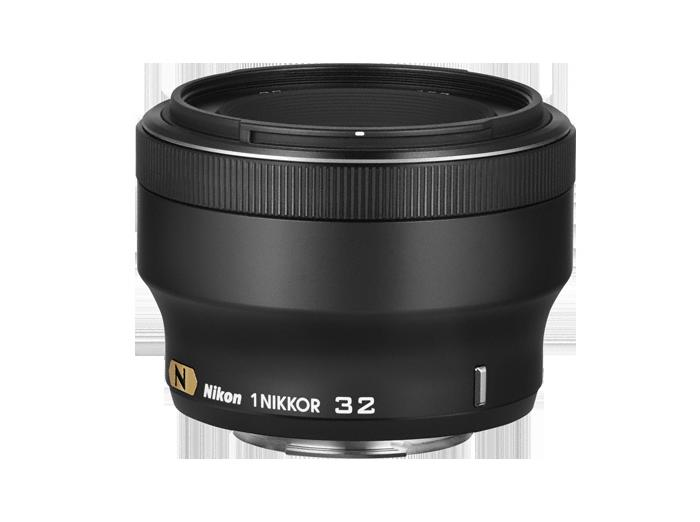 obiectivul 1 NIKKOR 32mm f/1.2