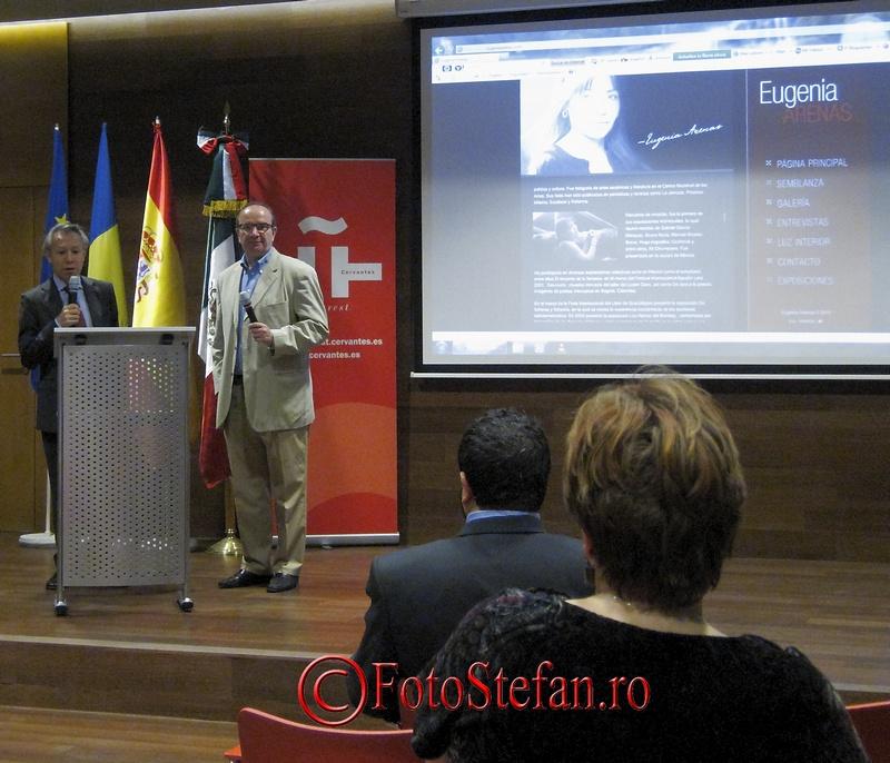 Juan Carlos Vidal García institutul cervantes