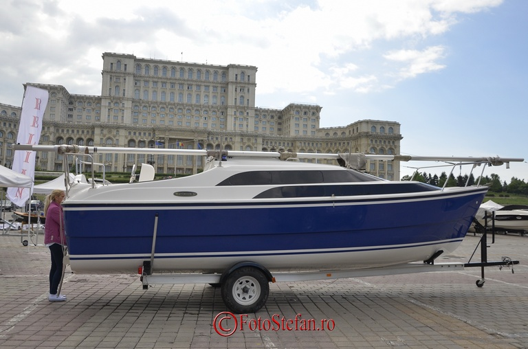romanian boat show bucuresti