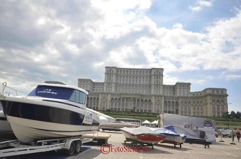 Romanian Boat Show piata constitutiei