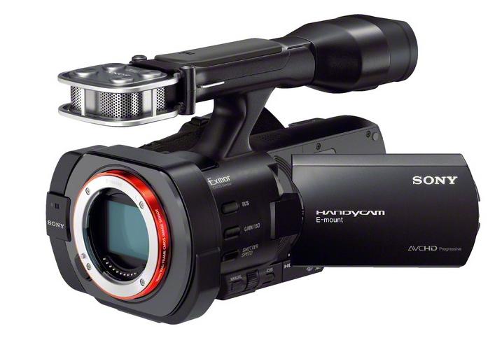 camera video sony nex vg900