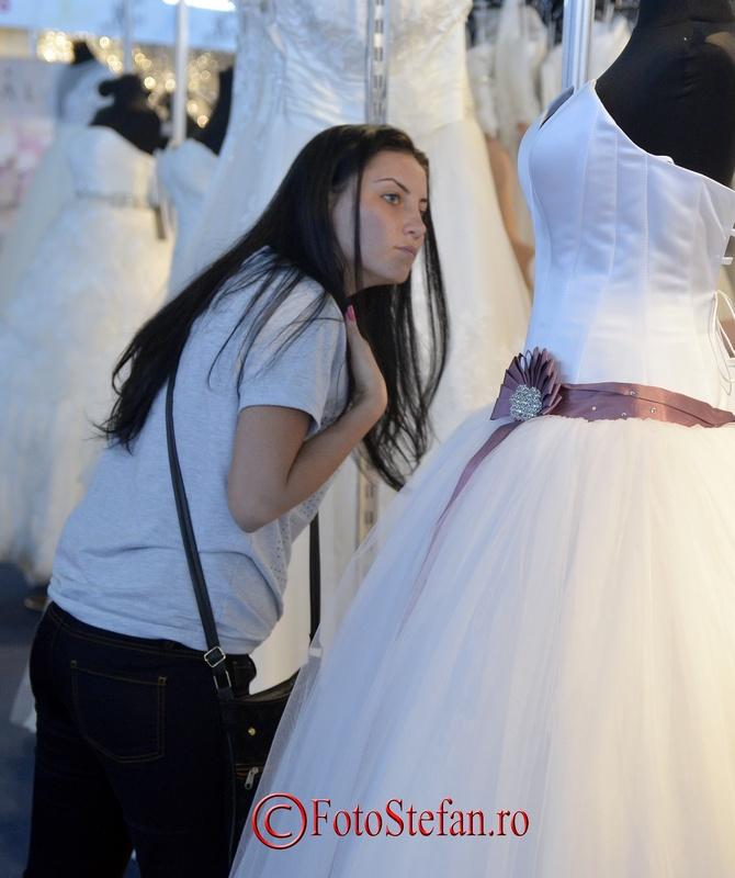 verificare rochie de mireasa