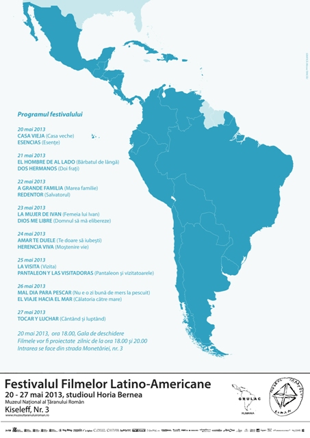 festivalul filmelor latine