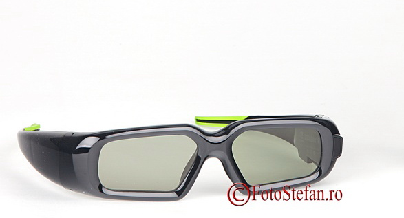 ochelari 3D activi wireless