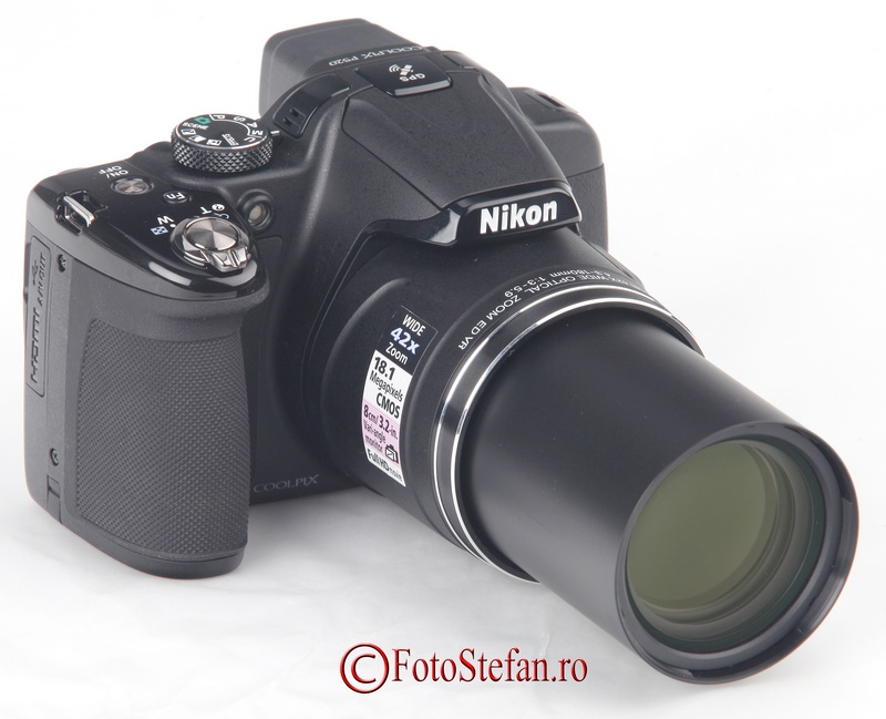 zoom nikon p520