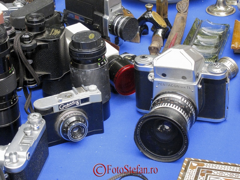 vechi aparate foto