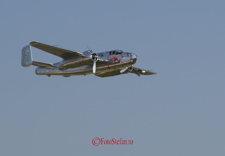 B-25J Mitchell bias 2013