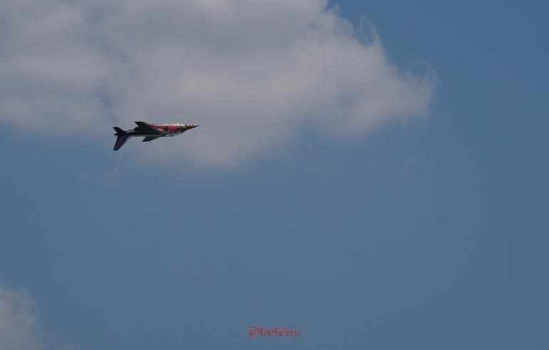 Alpha jet bias