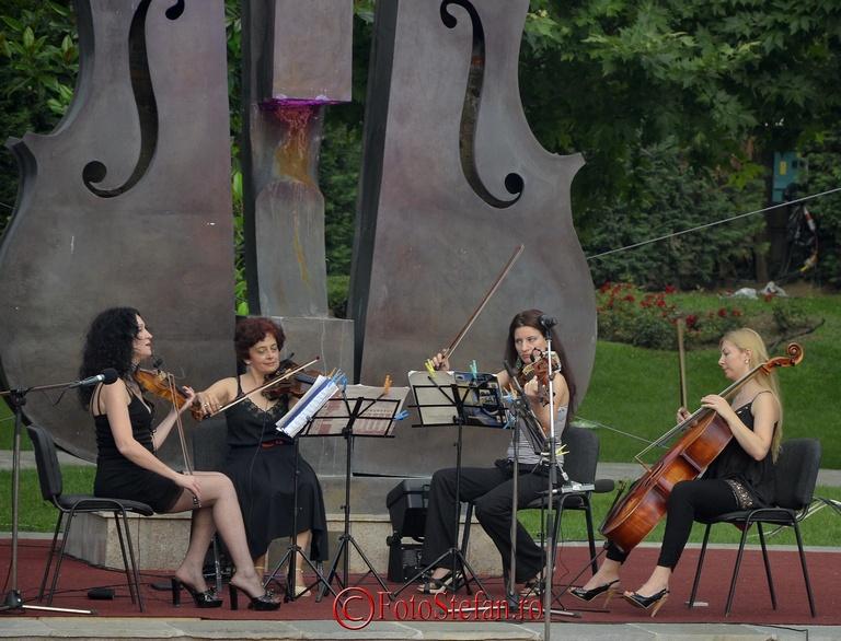 Cvartetul Bella Musica simfonii de vara