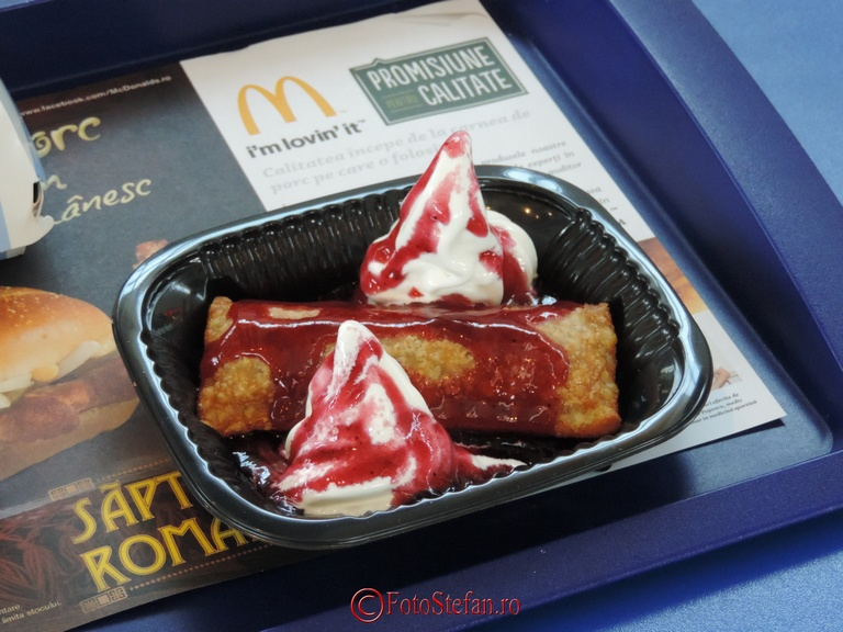 desert McDonald's