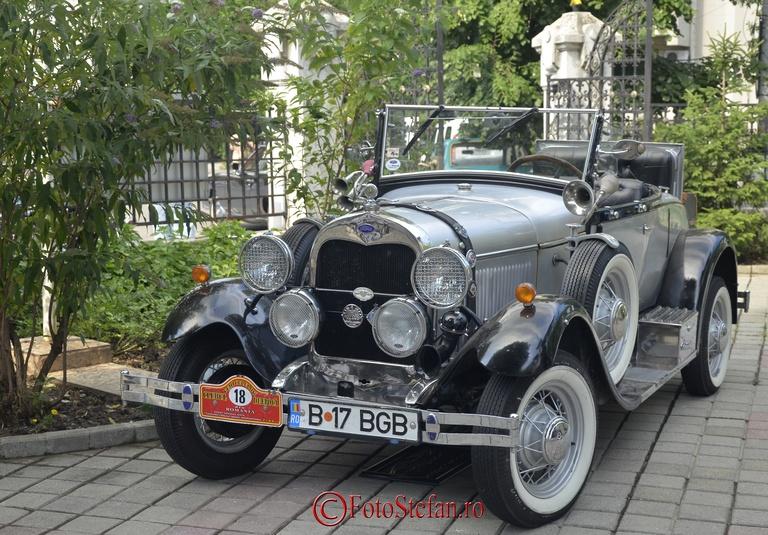Expoziția Vehiculelor Istorice Antebelice