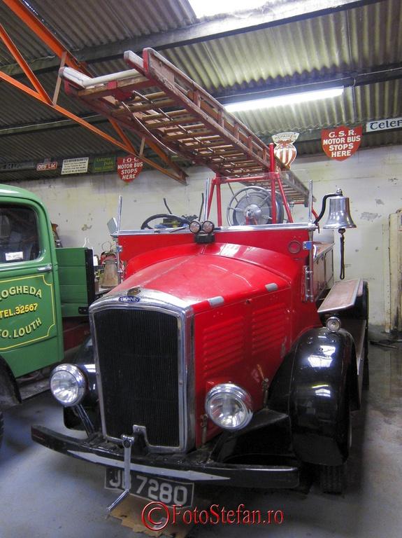 masina pompieri irlanda