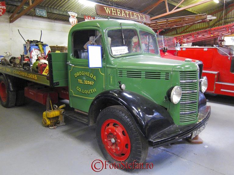 howth muzeul transporturilor