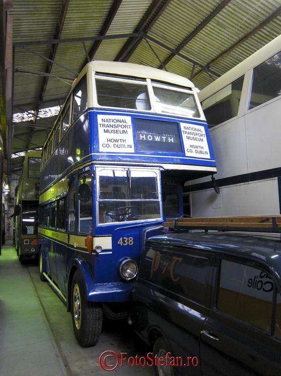 muzeul transportului howth