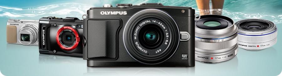 reducere la aparate foto olympus
