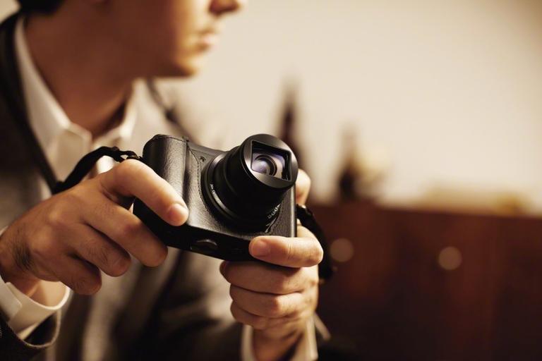 camera foto compacta sony hx50