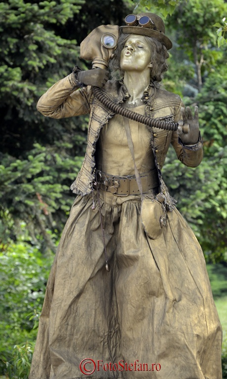 steampunk lady izabela walkoviak