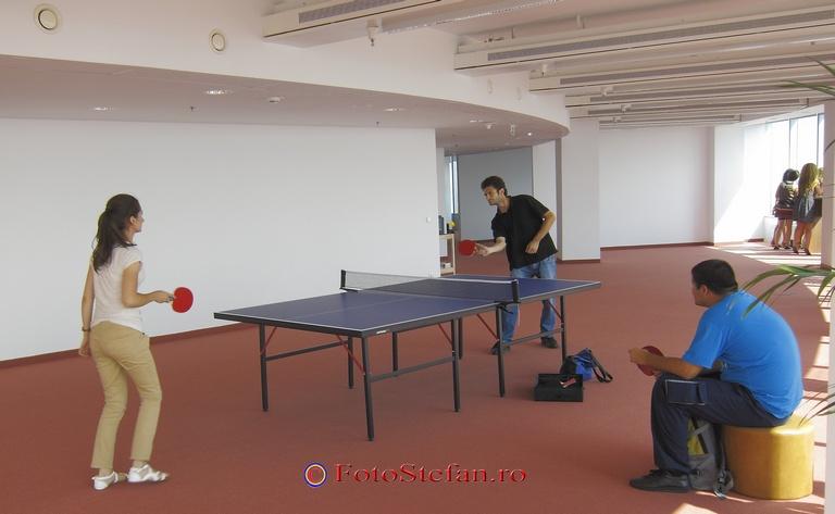tenis de masa la inaltime