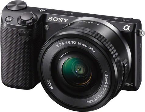 aparat foto mirrorless Sony NEX-5T