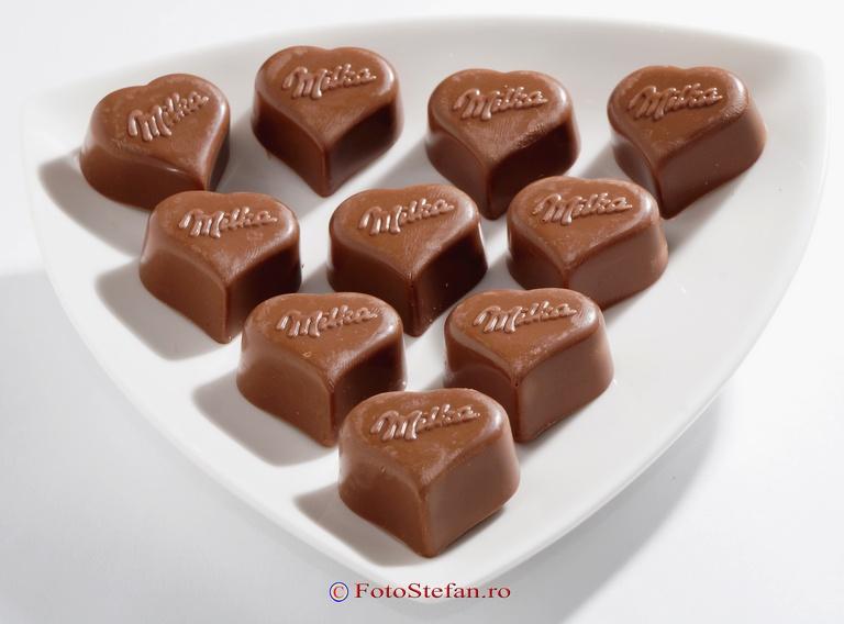 bomboane ciocolata milka