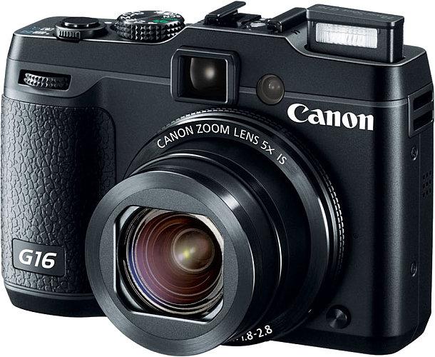 aparat foto compact Canon G16